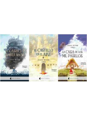 A Trilogia do Castelo Viajante