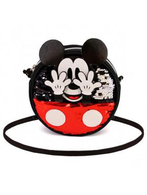 Bolso Redondo Mickey Mouse Disney Shy