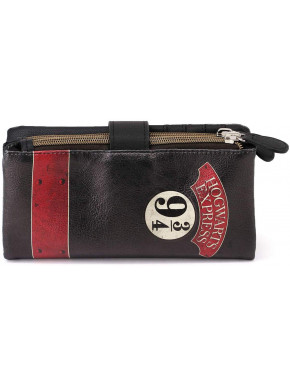 Cartera Billetera Harry Potter Andén 9 y 3/4