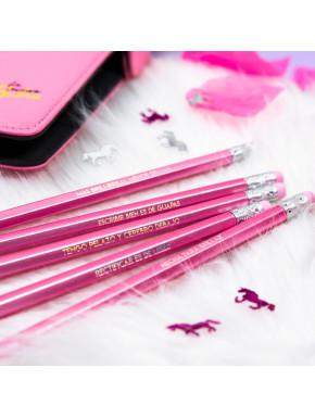 Set de lápices La Vecina Rubia