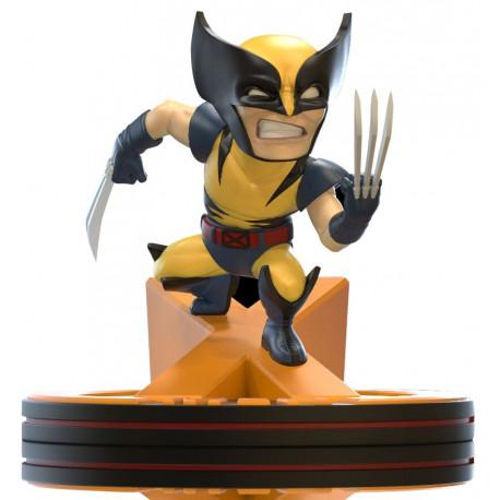 Figura Diorama Lobezno Marvel