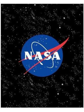 Manta polar NASA oficial