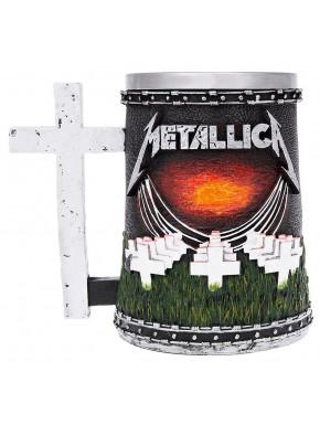 Jarra Deluxe Metallica