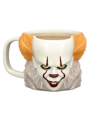 Taza 3D It Pennywise