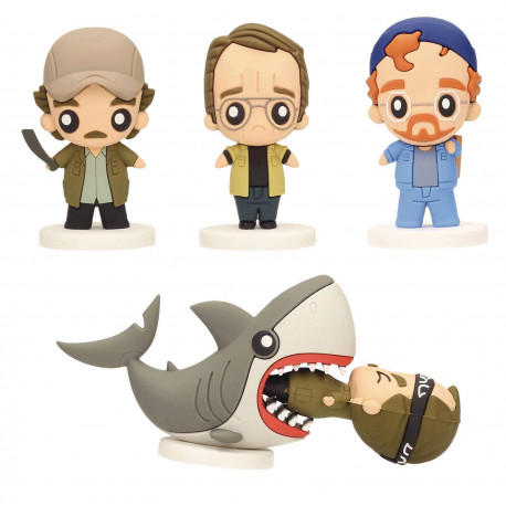 Set figuras Pokis Tiburón