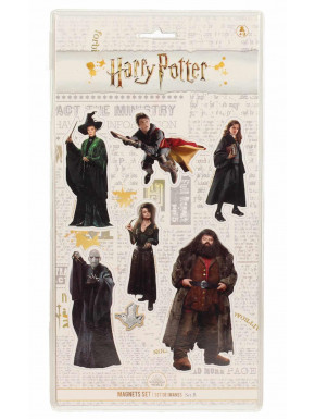 Set A de imanes Harry Potter Personajes