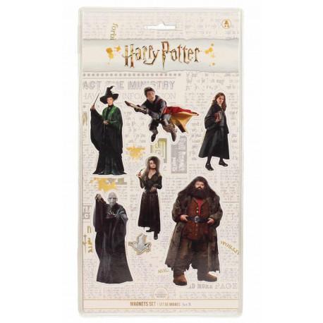 Set A de imanes Harry Potter Personajes