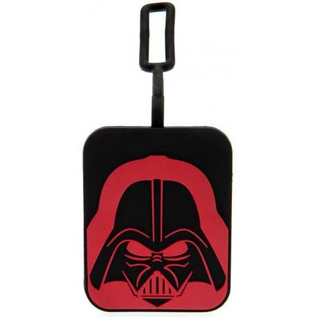 Identificador Equipaje Star Wars Darth Vader Red