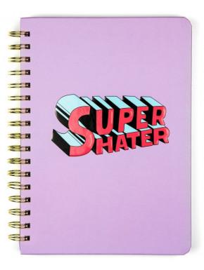 Libreta Superhater Moderna de Pueblo