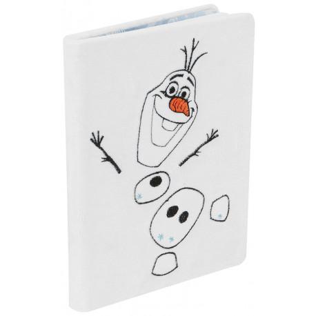Frozen El Reino del Hielo 2 Libreta Premium A5 Olaf