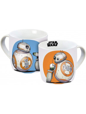 Taza Star Wars BB-8 y D-O