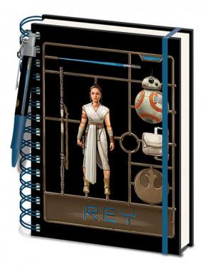 Set de Libreta y Bolígrafo Star Wars Rey