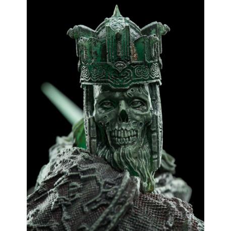 El Señor de los Anillos Estatua King of the Dead 18 cm
