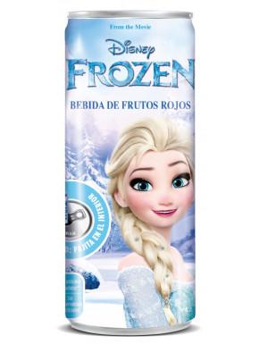 Bebida de Frutos Rojos Frozen Disney