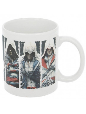Taza Assassin's Creed Personajes