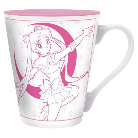 Taza Sailor Moon Blanca
