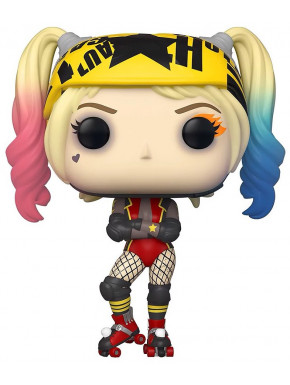 Funko Pop! Harley Quinn Birds of Prey Roller Derby