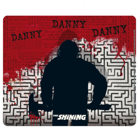 THE SHINING - Mousepad - Jack searching Danny