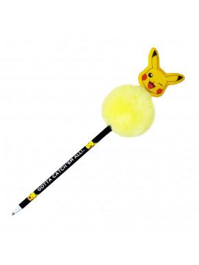 Bolígrafo Pom Pom Pikachu Pokemon