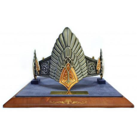 Réplica Corona Rey Elessar El Señor de los Anillos