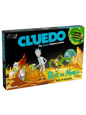 Cluedo Rick & Morty Castellano