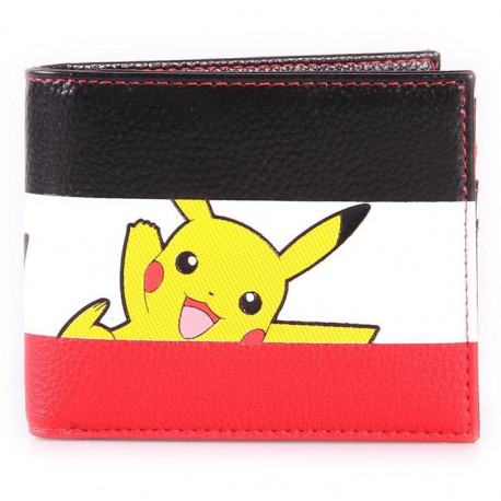 Cartera Pikachu Pokemon