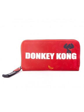 Cartera Billetera Donkey Kong Nintendo