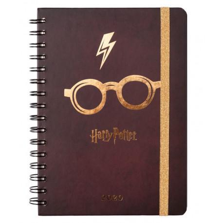 Agenda Escolar 2020 - 2021 Harry Potter