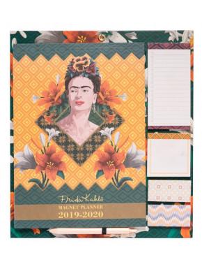 Calendario Planificador Semanal Frida Kahlo 2020
