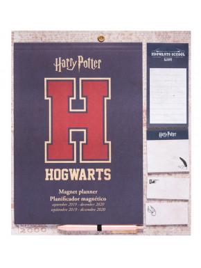 Calendario Planificador Semanal Harry Potter 2020