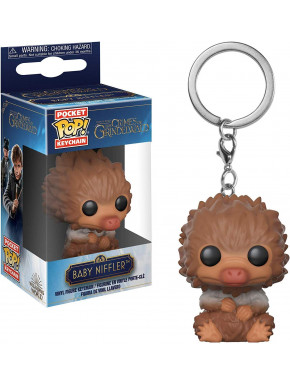 Llavero mini Funko Pop! Baby Escarbato Animales Fantásticos 2