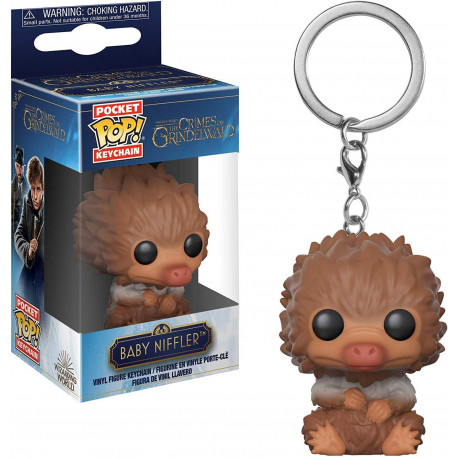 Llavero mini Funko Pop! Baby Escarbato Animales Fantásticos