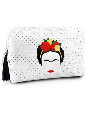 Neceser para Cosméticos Frida Kahlo Grande