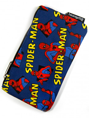 Estuche Loungefly Marvel Spiderman