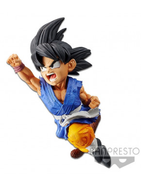 Figura Son Goku Dragon Ball GT Banpresto 13 cm