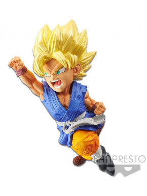 Figura Dragon Ball GT Super Saiyan Son Goku Banpresto