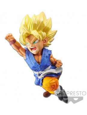 Figura Son Goku Super Saiyan Dragon Ball GT Banpresto 13 cm