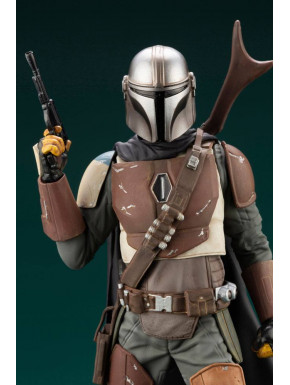 Star Wars The Mandalorian Estatua ARTFX+ 1/10 Mandalorian 17 cm