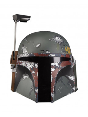 Casco Electrónico Boba Fett Star Wars Black Series