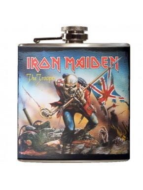 Petaca Iron Maiden The Trooper
