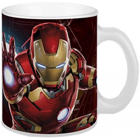 Taza Iron Man Vengadores Marvel