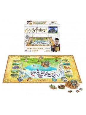 Puzzle 1100 piezas Harry Potter y la Piedra Filosofal