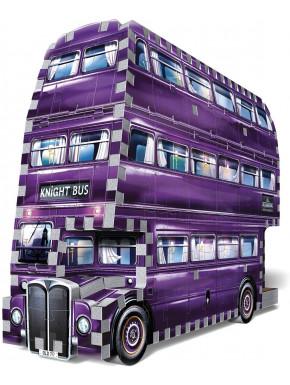 Puzzle 3D Harry Potter Autobús Nocturno