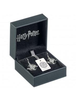 Pendientes giratiempos Swarovski Harry Potter