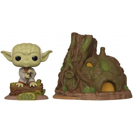 Funko Pop! Yoda's Hut Star Wars