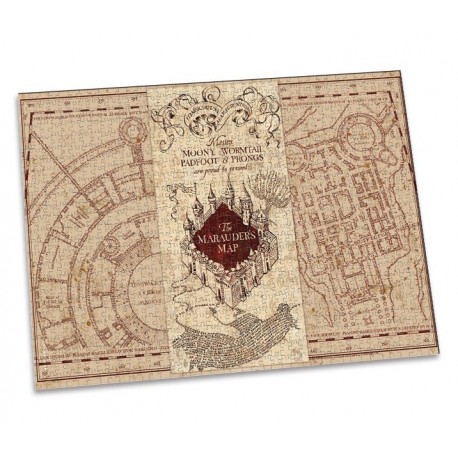 Puzzle 1000 piezas Harry Potter Welcome to Hogwarts