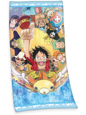 Toalla One Piece Piratas