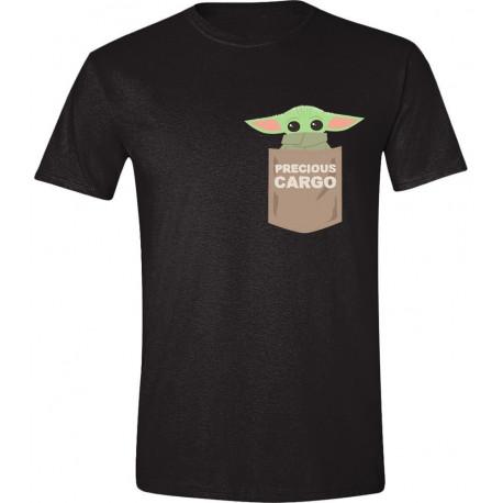 Camiseta Baby Yoda The Mandalorian Star Wars