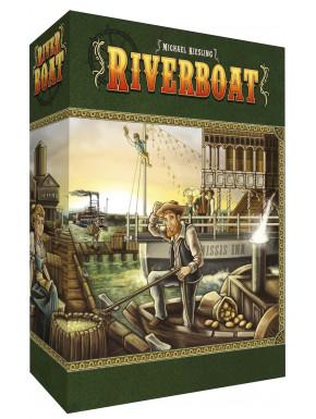 Juego de mesa Riverboat