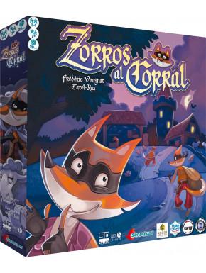 Juego de mesa Zorros al Corral